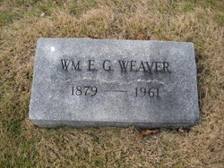 William Edwin George Will Weaver