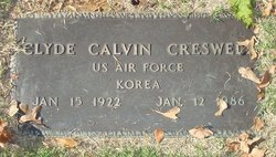 Clyde Calvin Creswell