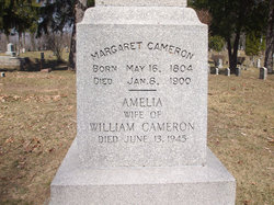 Amelia Cameron