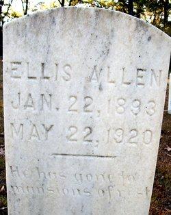 Ellis Allen