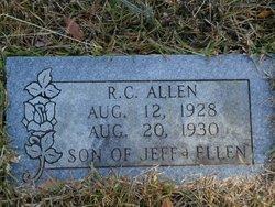 R. C. Allen