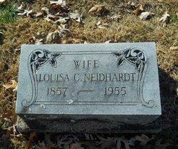Louisa Christine <i>Neckermann</i> Neidhardt