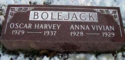 Oscar Harvey Bolejack, Jr