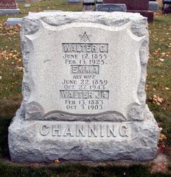 Walter C Channing, Jr