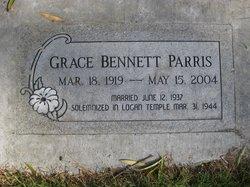 Grace <i>Bennett</i> Parris