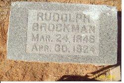 Rudolph Brockman
