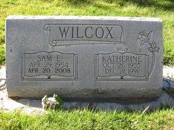 Katherine Gail <i>Cloward</i> Wilcox
