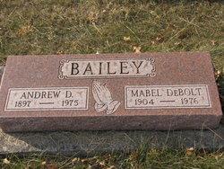Mabel <i>Debolt</i> Bailey