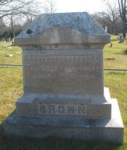 Alonzo Albert Brown