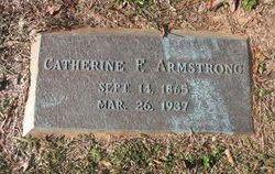 Catherine Julia <i>Finn</i> Armstrong