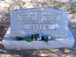 Delbert Hatch