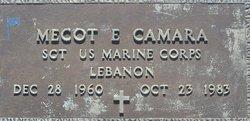 Sgt Mecot R Camara