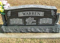 Ralph Letson Warren