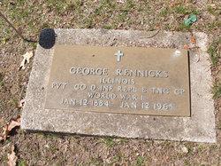 George Rennicks