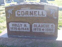 Emma Blanche <i>Stowell</i> Cornell