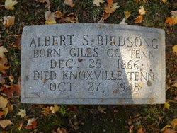 Albert S Birdsong