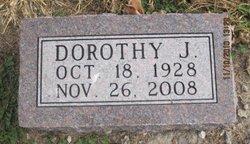 Dorothy Jean <i>Thorp</i> Ady / Grafton