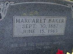 Margaret <i>Lovell</i> Baker