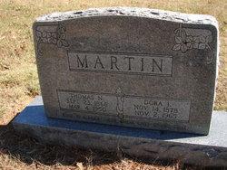 Dora Ida <i>Allison</i> Martin