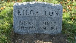 Alice <i>Cortright</i> Kilgallon