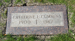 Catherine Louise <i>Muelhaupt</i> Cummins