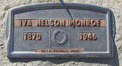 Iva <i>Nelson</i> Monroe