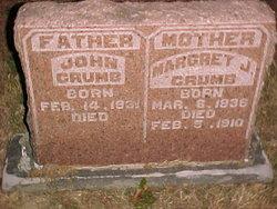 John F Crum