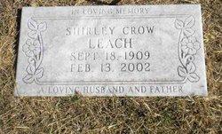 Shirley Crow Coe Leach