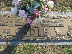 Elsie <i>Ramsey</i> Cadle
