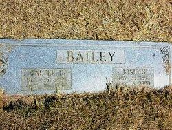 Josie <i>Graham</i> Bailey