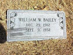 William W Bailey