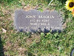 John Bracken