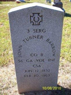 John Turner Barrow