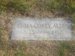 Emma <i>Corey</i> Allen