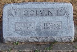 Frank G. Colvin