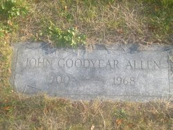 John Goodyear Allen