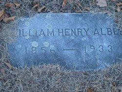 William Henry Albee