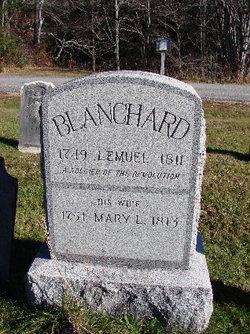 Lemuel Blanchard
