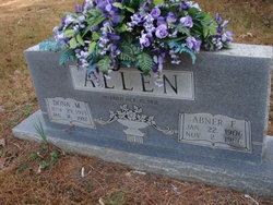 Abner Fate Allen