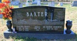 Collins Ricky Baxter