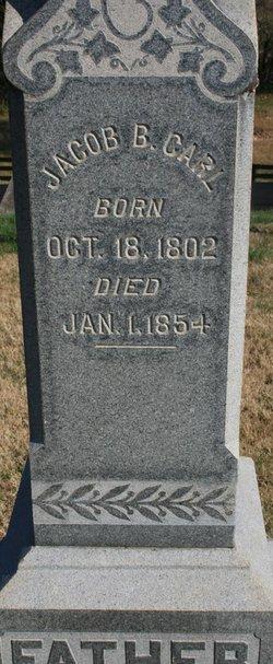 Jacob B. Carl