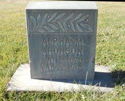 Alpha May <i>Small</i> Aronson