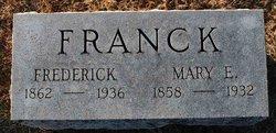 Mary E Franck