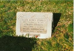 Mrs Ellen Agnes <i>Ryan</i> Stanley