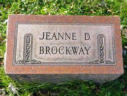 Delores Jeanne Brockway