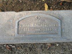 Joseph Thomas Montgomery