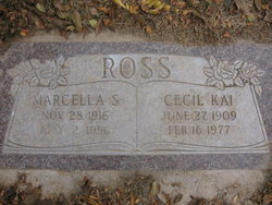 Marcella <i>Sampson</i> Ross