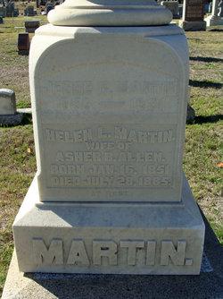 Helen L. <i>Martin</i> Allen