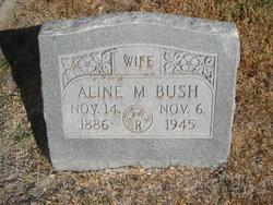 Aline <i>Miller</i> Bush