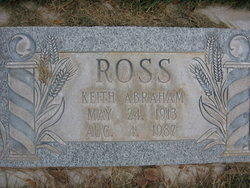 Keith Abraham Ross